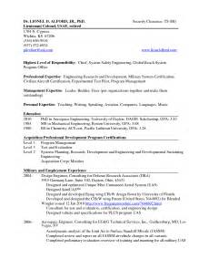 Military To Civilian Resume Builder Boeing Military Resume Sales Military Lewesmr
