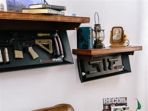Tactical Shelf does your shelf need more gun meet the tactical shelf 8