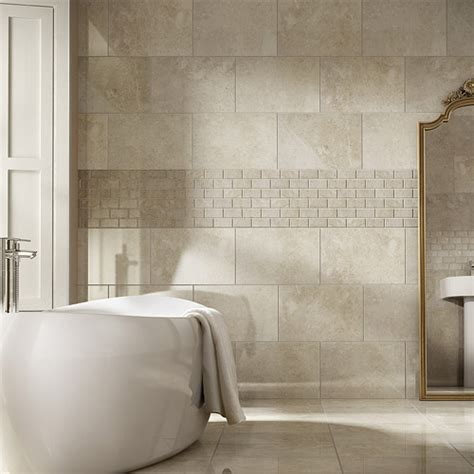 Marble Bathroom Tiles Uk by Buy Grey Beige Polished Marble Wall Floor Tiles For Bathrooms Kitchens