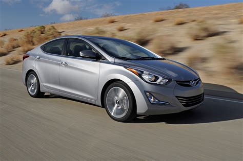 Hyundai Elantra Sedan 2014 by 2014 Hyundai Elantra Sedan 7 Egmcartech