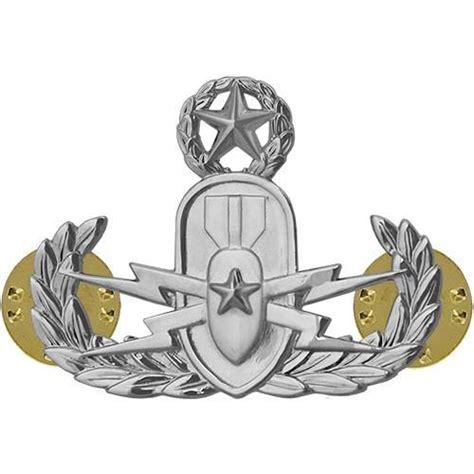 Us Army Explosive Ordnance Disposal Eod Cutting Sticker usaf master explosive ordnance disposal badge vanguard