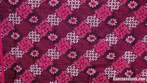 batik banjarnegara gumelem sejarah motif ciri khas