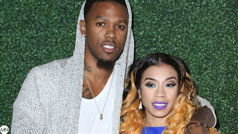 keyshia cole still with husband keyshia cole explains why her estranged husband still