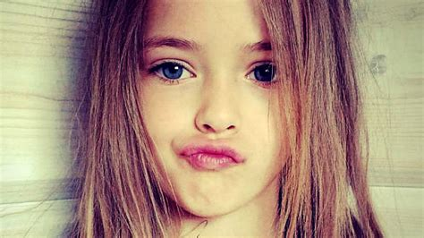 10 model kids with famous supermodel moms beautiful kids in the world child models