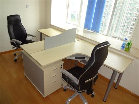1000 ideas about 2 person desk on shared