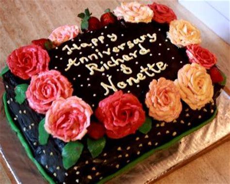 Tous Les Jours Real Ganache flower cakes 4