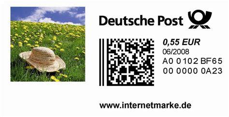 Etiketten Briefmarken Drucken by Wie Funktioniert Internetmarke Wie Funktioniert