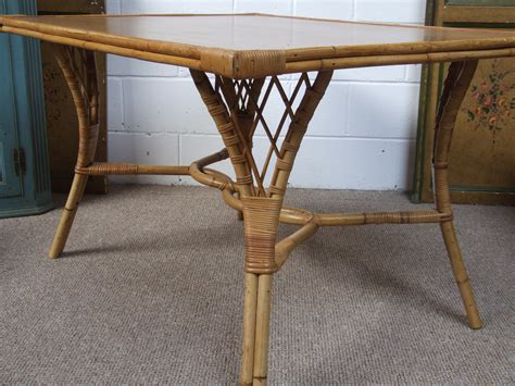 g164 vintage conservatory dining table and 6