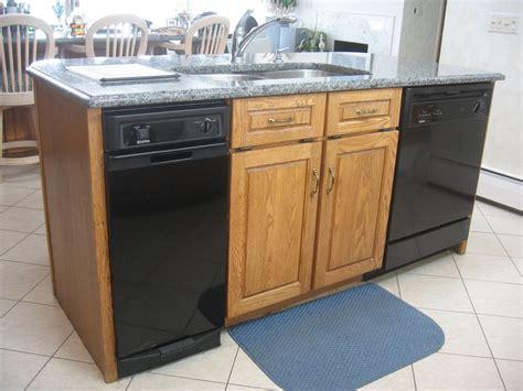 kitchen island with garbage bin kitchen island trash bin photo 8 kitchen ideas