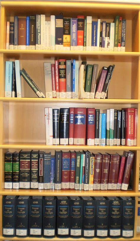 Book Shelf by File Israel Supreme Court Copyright Bookshelf Jpg