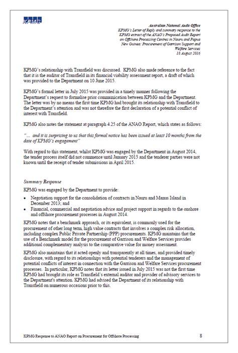 asu cover letter private company audit report firm profile