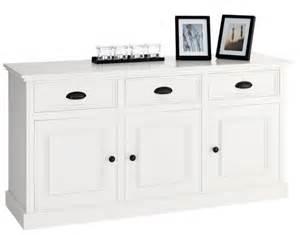 sideboard auning 3 doors white jysk