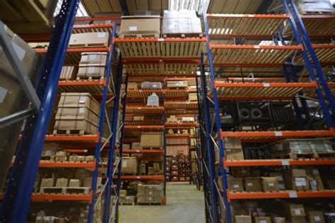Plumb Centre Swindon by Torin Sifan Invests In Logistical Centre Heating