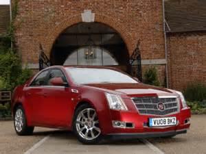 Cadillac Cts Uk Cadillac Cts Uk Spec 2008 10