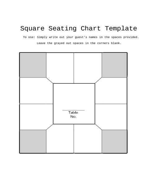 Seating Chart Template 7 Free Templates In Pdf Word Excel Download Seating Chart Template Excel