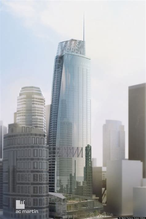 L Building by This Is What Los Angeles Could Look Like In 2033 Huffpost