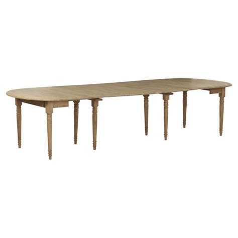weathered wood dining table petworth weathered oak dining table oka