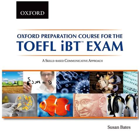 Oxford Preparation Course For Toeic Test oxford preparation course for the toefl ibt student book with cd by oxford