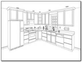 Layout Of Kitchen Cabinets by Finding Your Kitchen Cabinet Layout Ideas Home And
