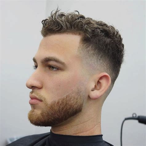 hairstyles images mens mens short curly hairstyles fade haircut