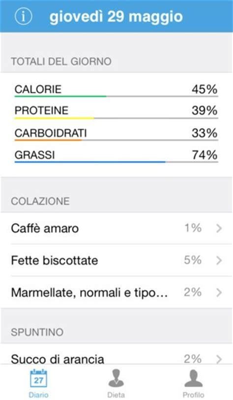 diario alimentare pro le app per la dieta 187 sostariffe it