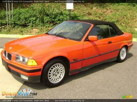 1995 Bmw 325i Convertible by 1995 Bmw 3 Series 325i Convertible Bright Black