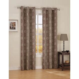 jaclyn smith drapes jaclyn smith dean thermal lined grommet window panel