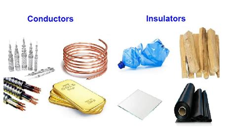 electrical properties of conductors and insulators conductors and insulators properties of conductors exles