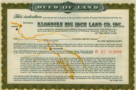 house deed photo scanner property deed