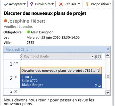 Calendrier Outlook 2010 Nouveaut 233 S De Microsoft Outlook 2010 Outlook