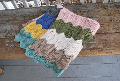 Chevron Baby Blanket Knit Pattern by Chevron Baby Blanket The Piper S