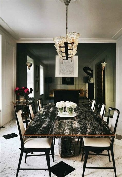 Marble Dining Room Suites by How To Decorate Classical Dining Rooms With Carrara Marble