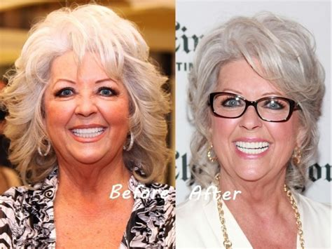 is paula deens hairstyle good for thin hair paula deen from the eighties to 2013 in a single hair cut