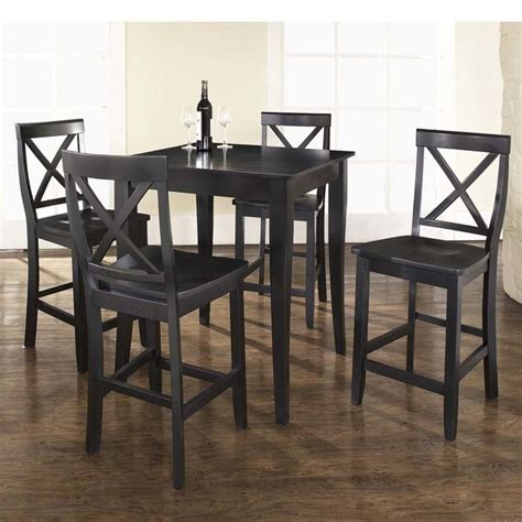 Pub Dining Table Chairs Pub Style Tables And Chairs Marceladick
