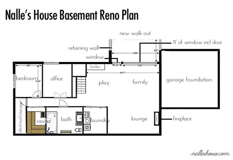 ranch style home floor plans with basement ranch basement floor plan n a l l e s h o u s e