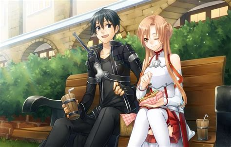 Kirito Sword Iphone All Hp wallpaper anime sword yuuki asuna