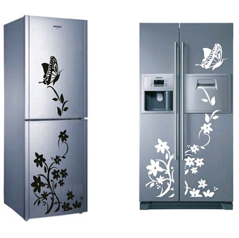 free shipping high quality creative refrigerator sticker