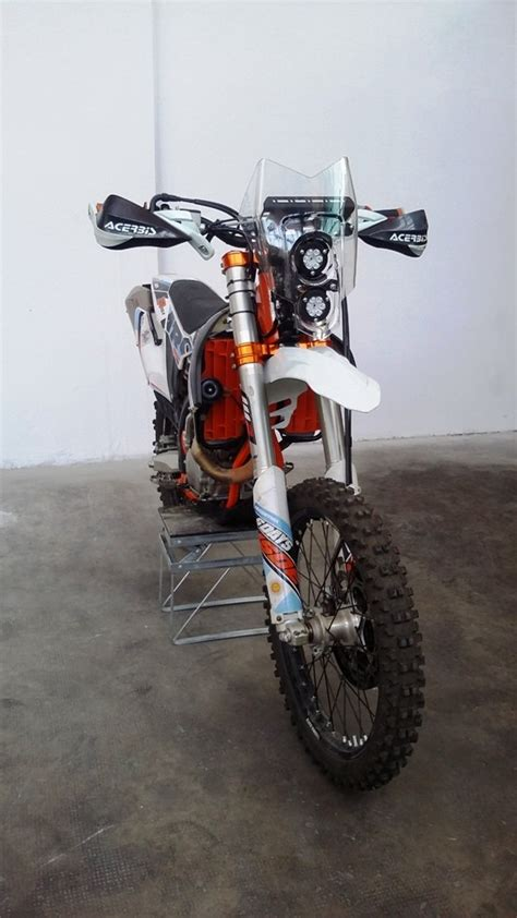 Ktm 450 Exc Accessories Ktm Exc 450 F Motorally Rally Raid Products And Accessories