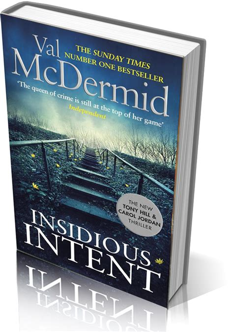 insidious intent tony hill carol books welcome to the official website of the celebrated and best