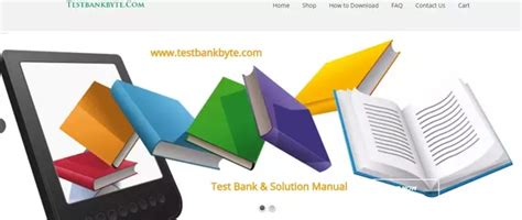 Where Can I Download The Solution Manual For Textbooks