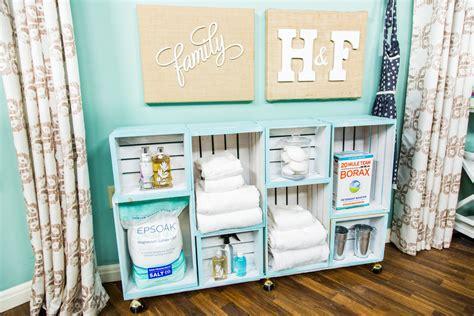 how to diy bathroom storage home family hallmark