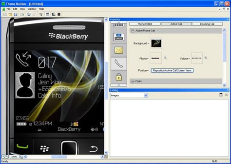 theme editor blackberry blackberry theme studio blackberry download