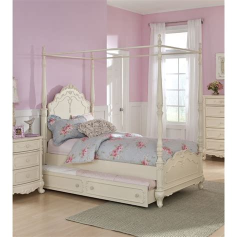 twin girl beds canopy girls twin canopy bed
