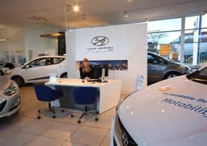 Hyundai Dealer Norwich Brand New Look For Dingles Hyundai Motoring Eastern