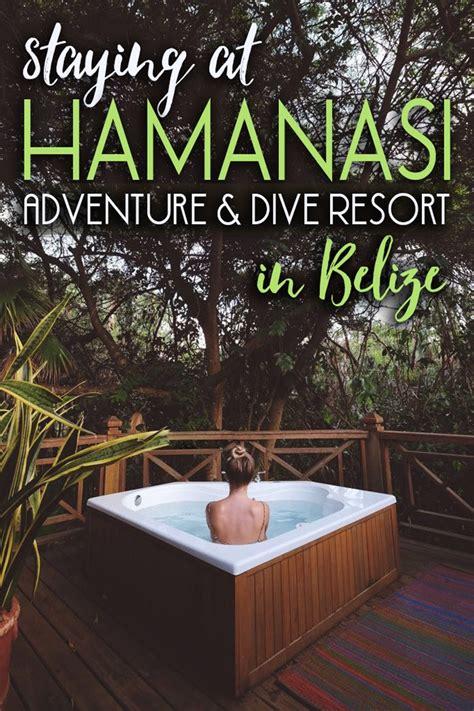 belize dive resorts staying at hamanasi adventure dive resort in belize