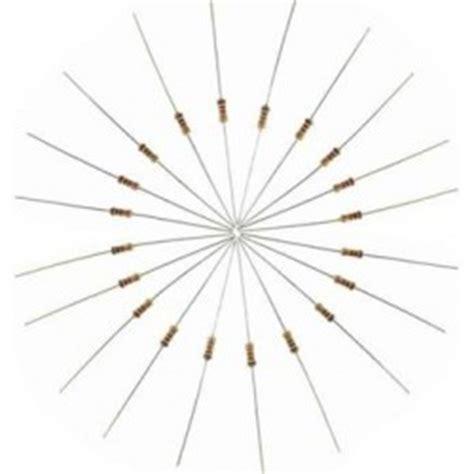 Resistor 5 6k Ohm 1 5 6k ohm 1 4w resistor pack of 20 techshopbd
