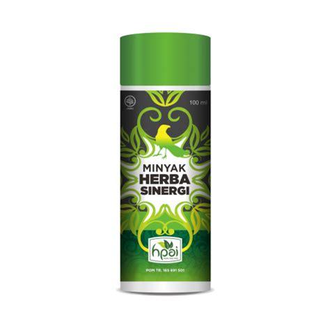 minyak herba sinergi herbal kesehatan dan kecantikan