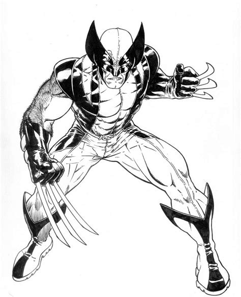 Free Printable X Men Coloring Pages For Kids Coloring Pages For Guys