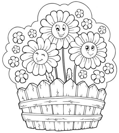 free coloring pages daisy flower click the cartoon daisy flower coloring pages coloring