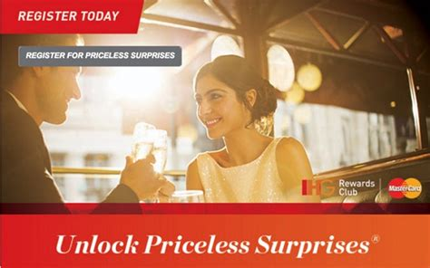 Mastercard Sweepstakes 2015 - ihg and mastercard priceless surprises sweepstakes sweepstakesbible